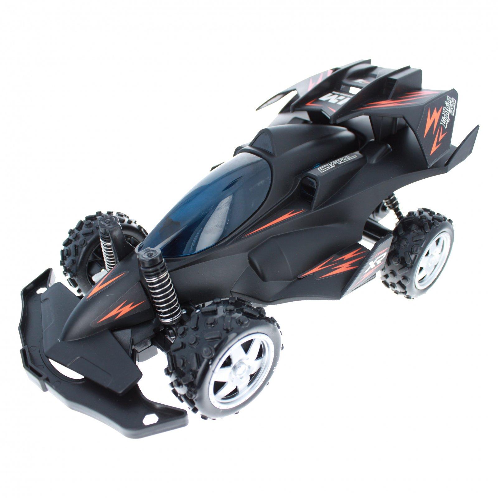 High Speed R/C Dune Buggy Vehicle - Black