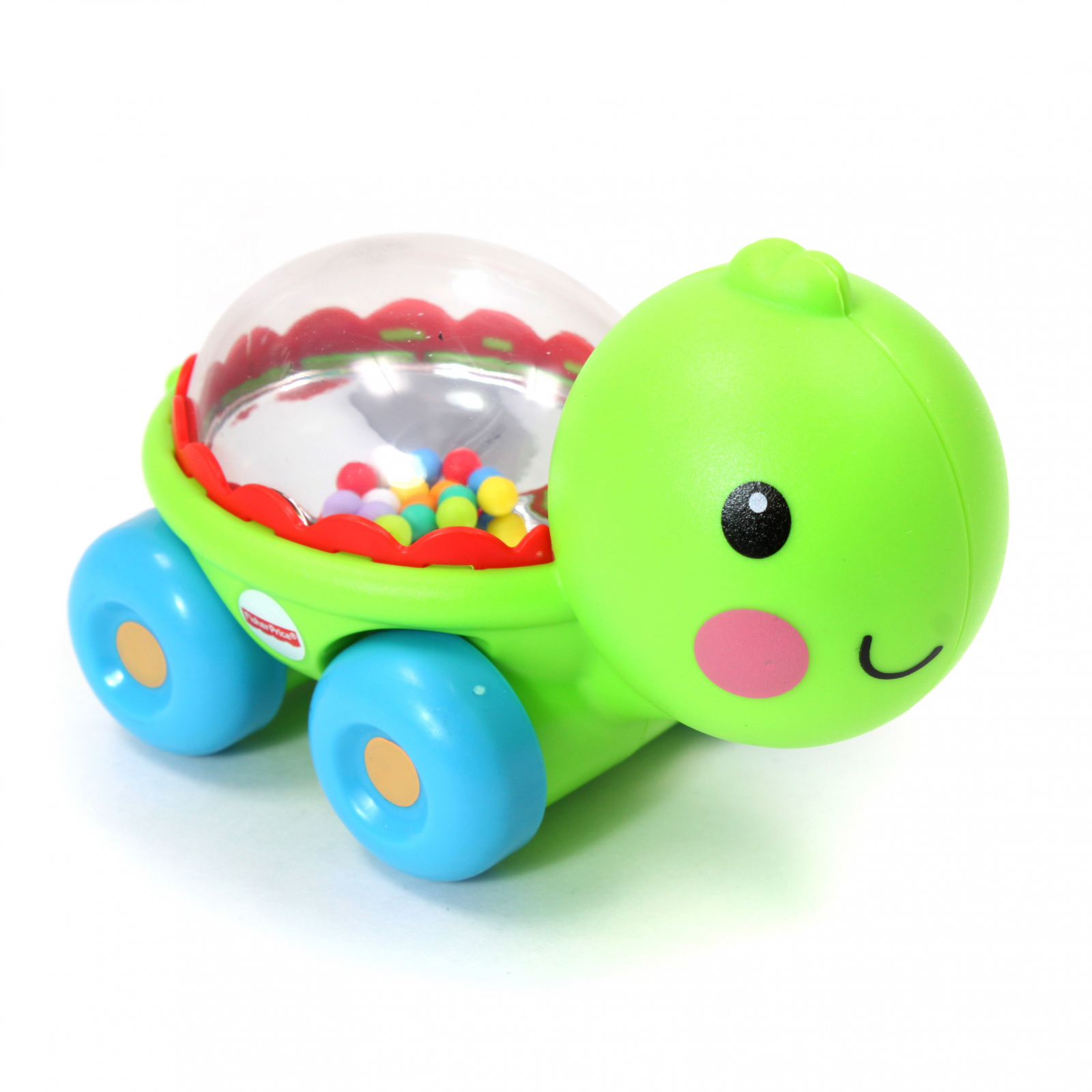 Fisher Price Poppity Pop Turtle Crawl Play Toy for Babies