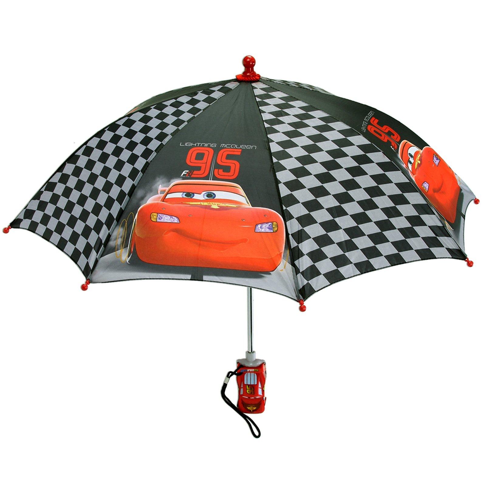 Cars Umbrella Open