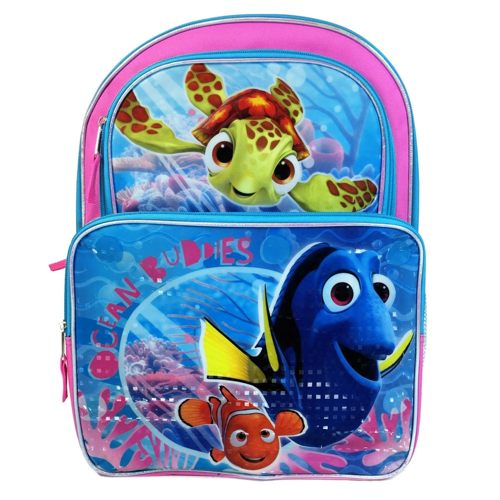Disney Finding Dory School Backpack and Supplies Bundle 3pc
