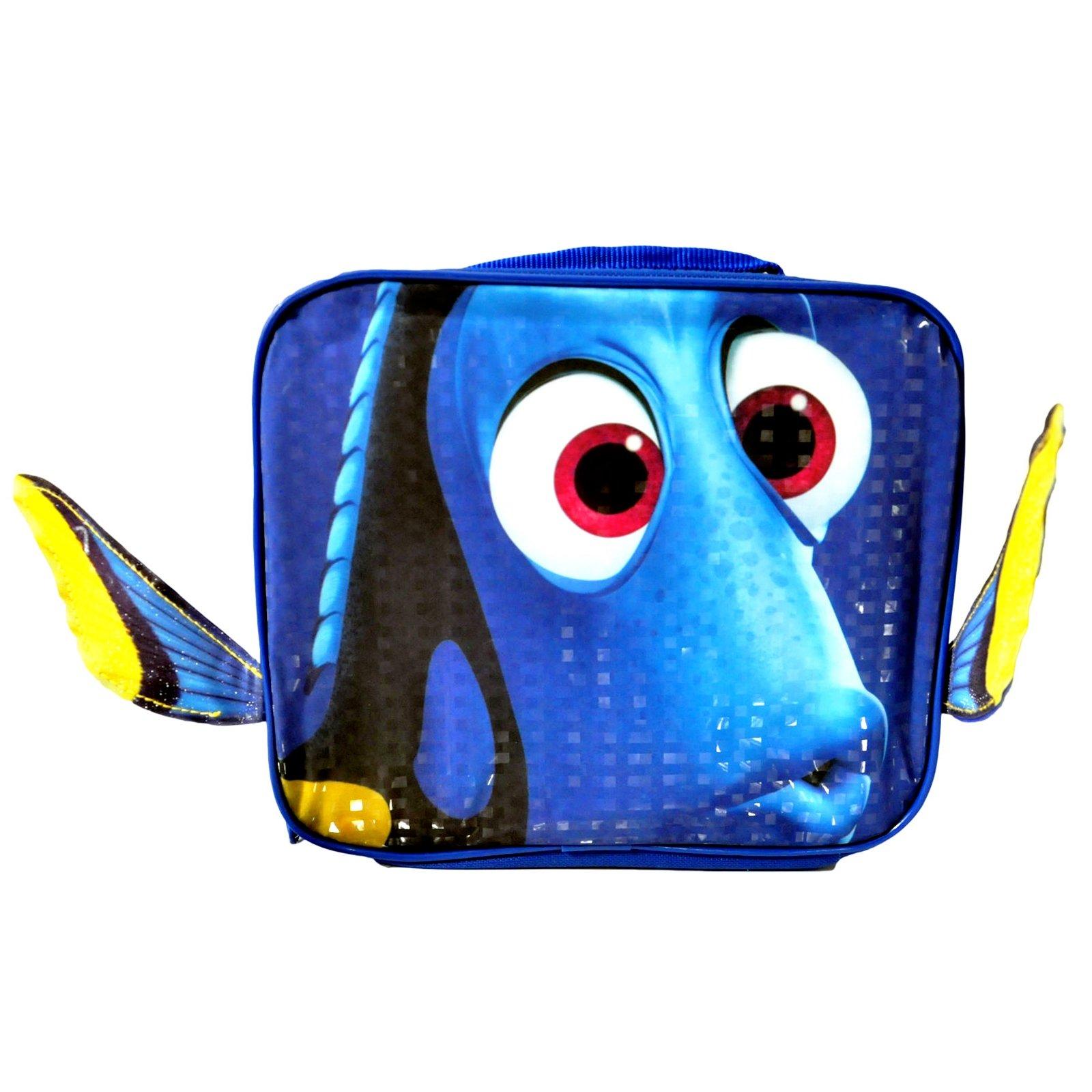 Disney Pixar Finding Dory Face Rectangle Lunch Bag