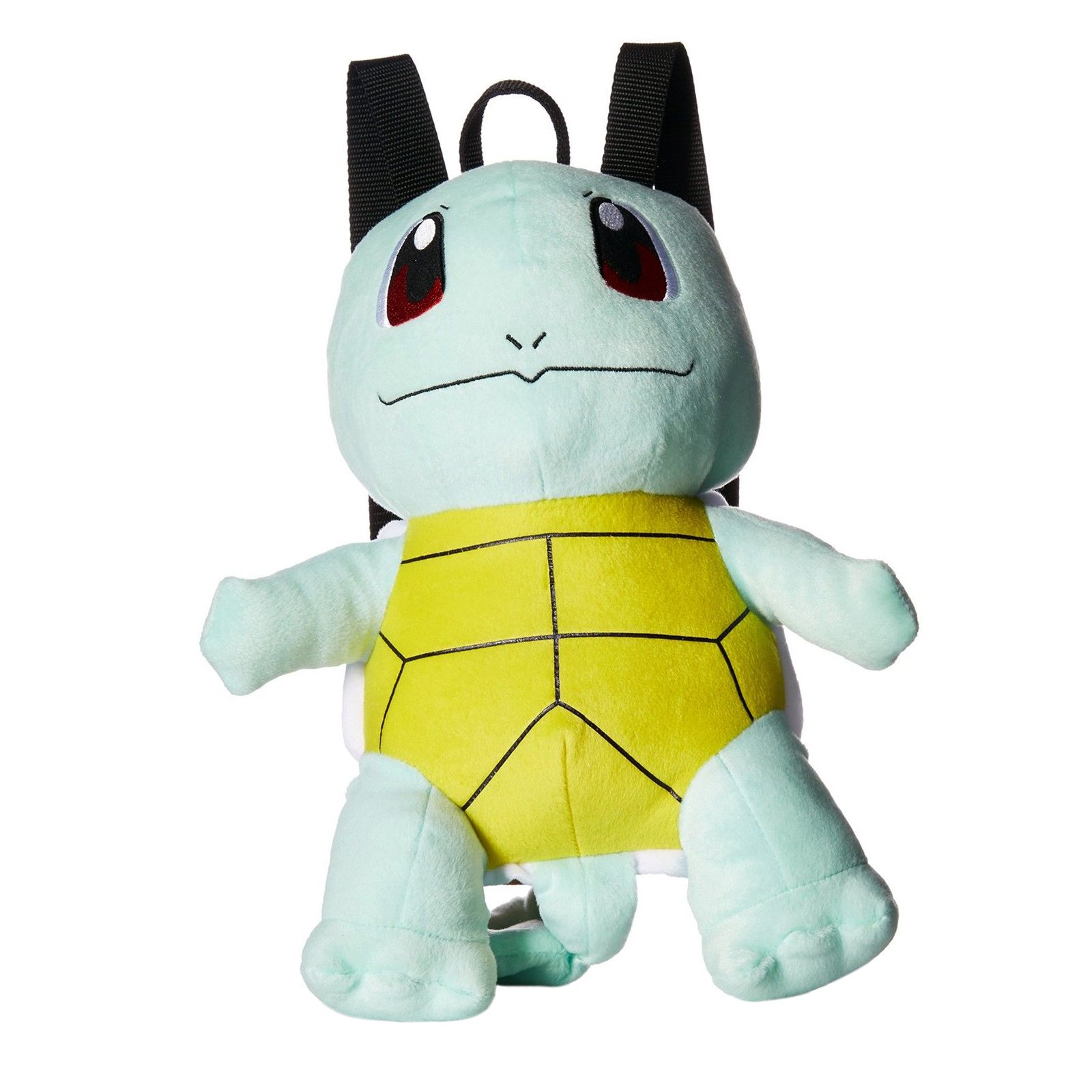 Pokemon Squirtle Plush Kids 16 Inch Backpack