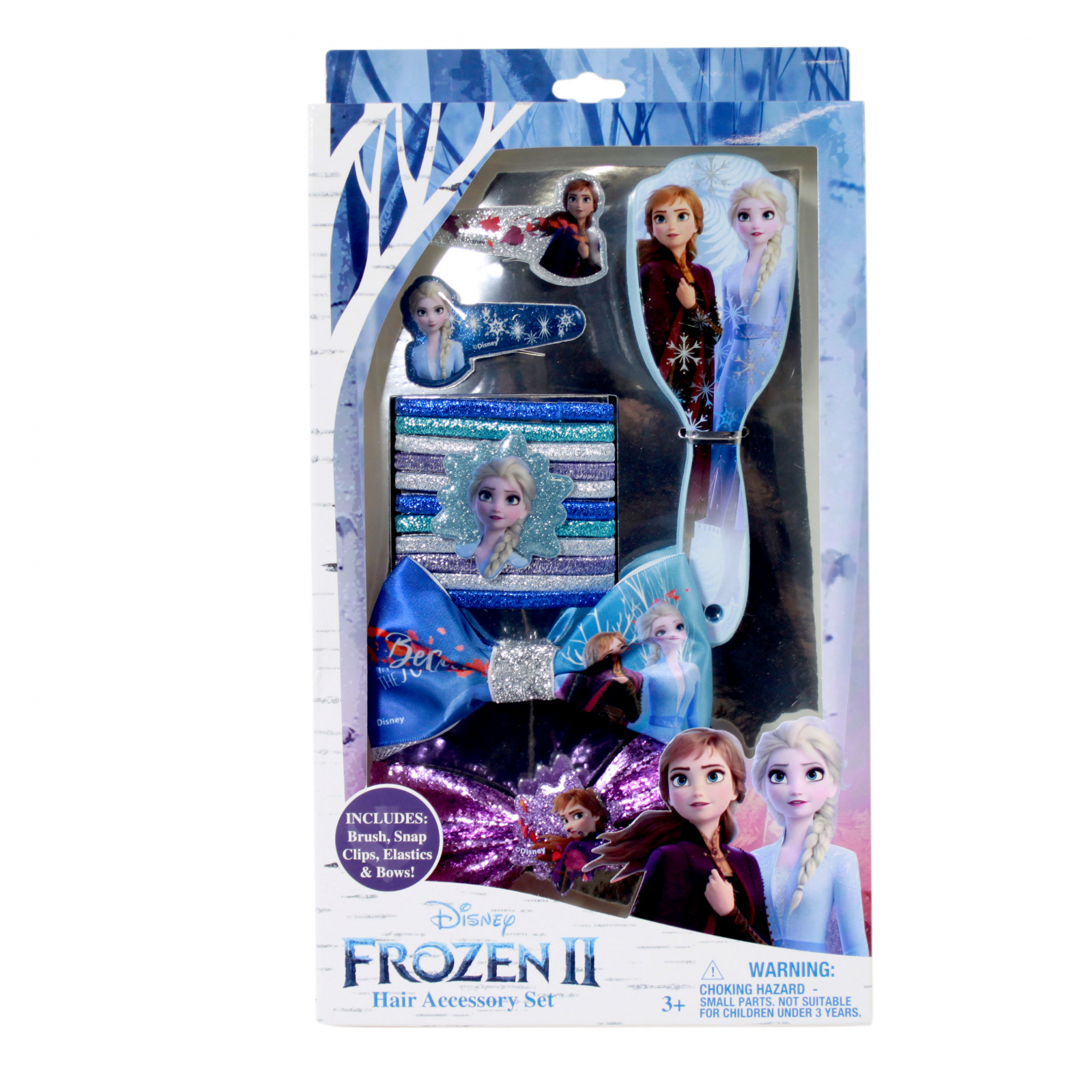 Disney Frozen 2 Girls Hair Accessory Gift Set 16 Pieces