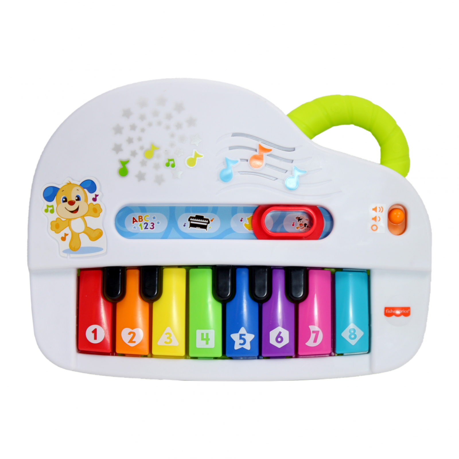 Fisher Price Laugh n' Play Silly Sounds Light Up Play Piano
