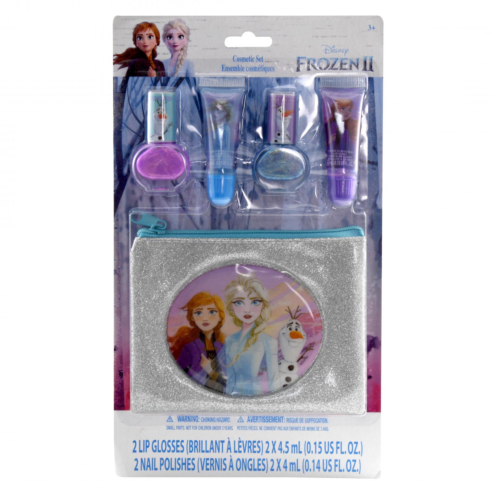 Disney Frozen 2 Girls Cosmetics Beauty Gift Nail Polish