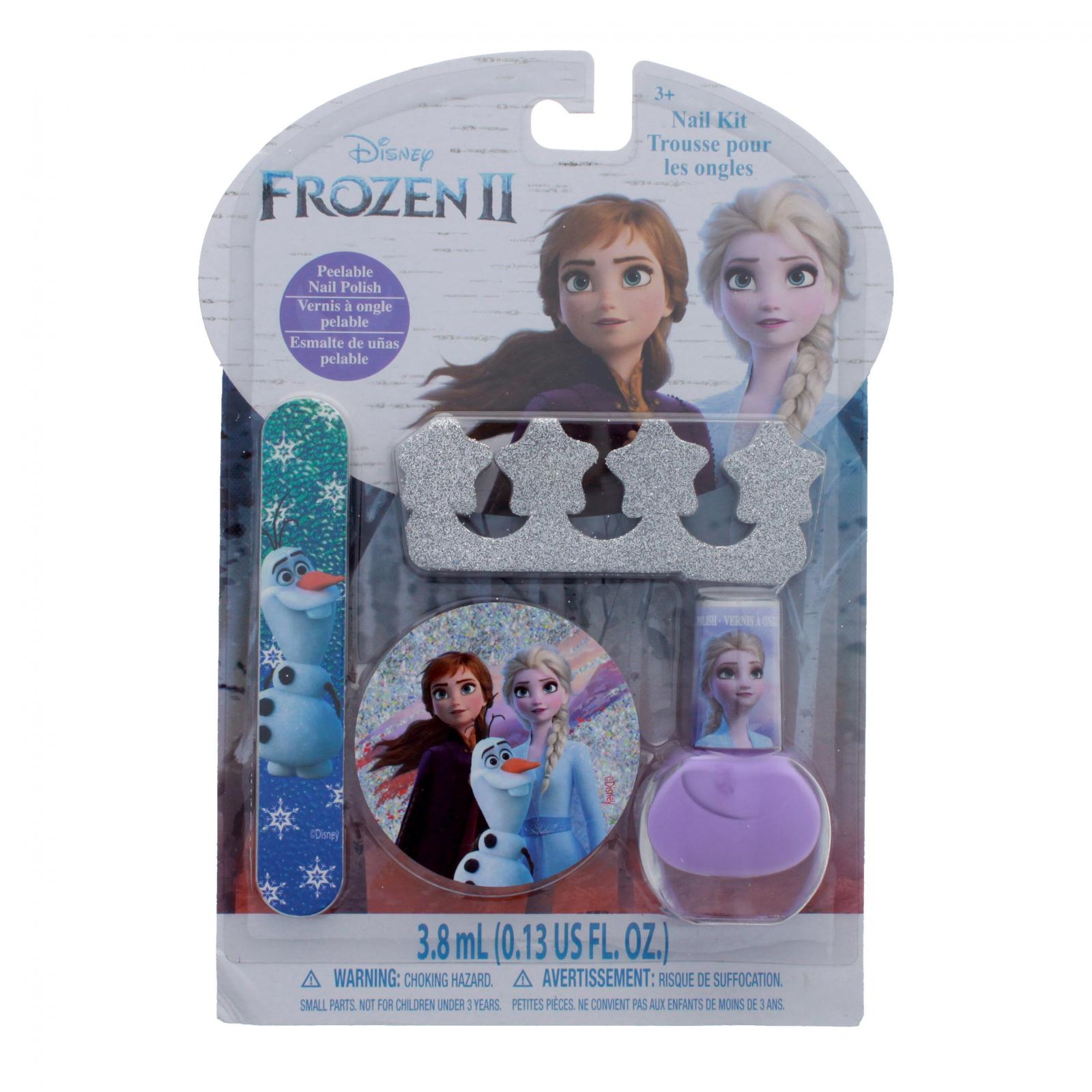 Disney Frozen 2 Girls Beauty Gift Set Nail Polish Nail File
