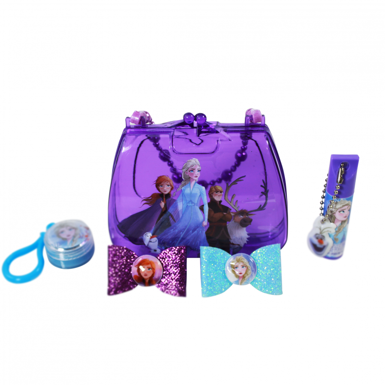 Disney Frozen 2 Girls Cosmetics Makeup Gift Set 5 Pieces