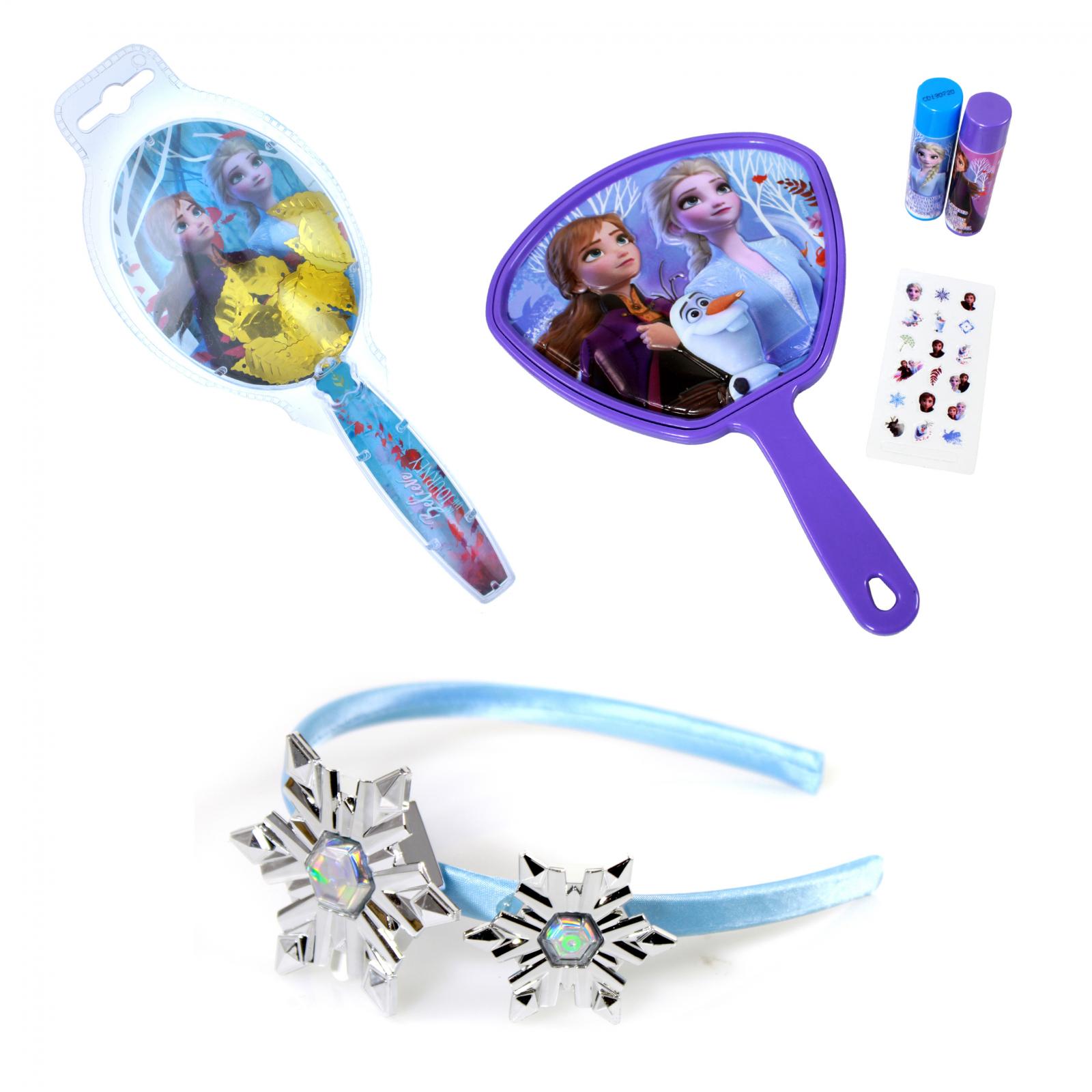 Disney Frozen 2 Girls Dress Up Gift Set 6pc