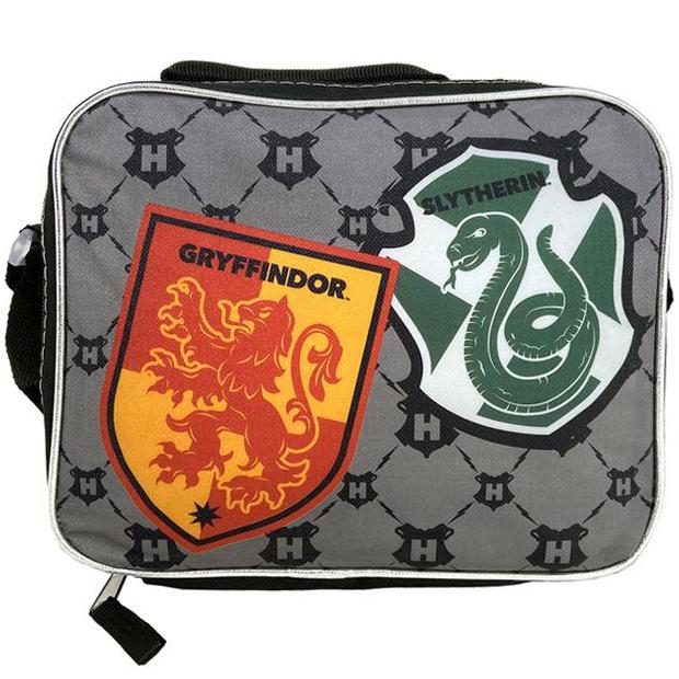 Harry Potter Gryffindor Slytherin School Lunch Box