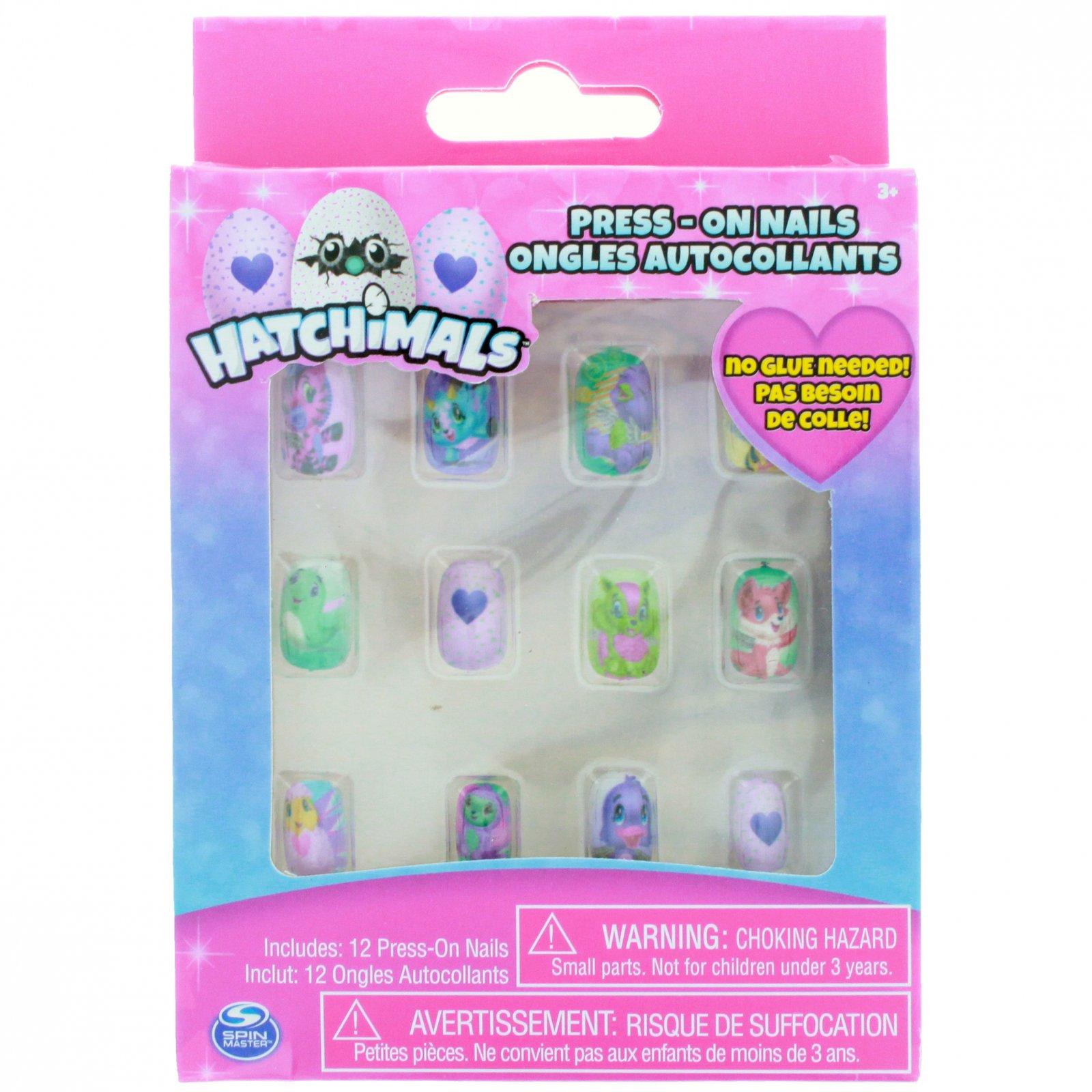 Hatchimals Multiple Design 12PC Press-On Nails