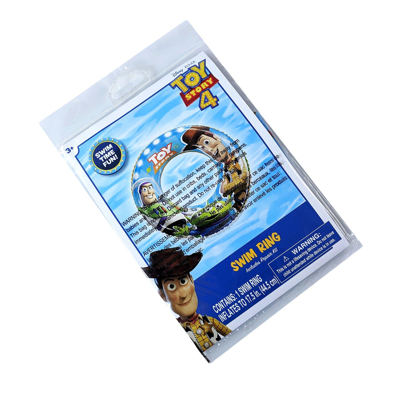 Disney Pixar Toy Story 4 Inflatable Swim Ring Kids Pool Toy