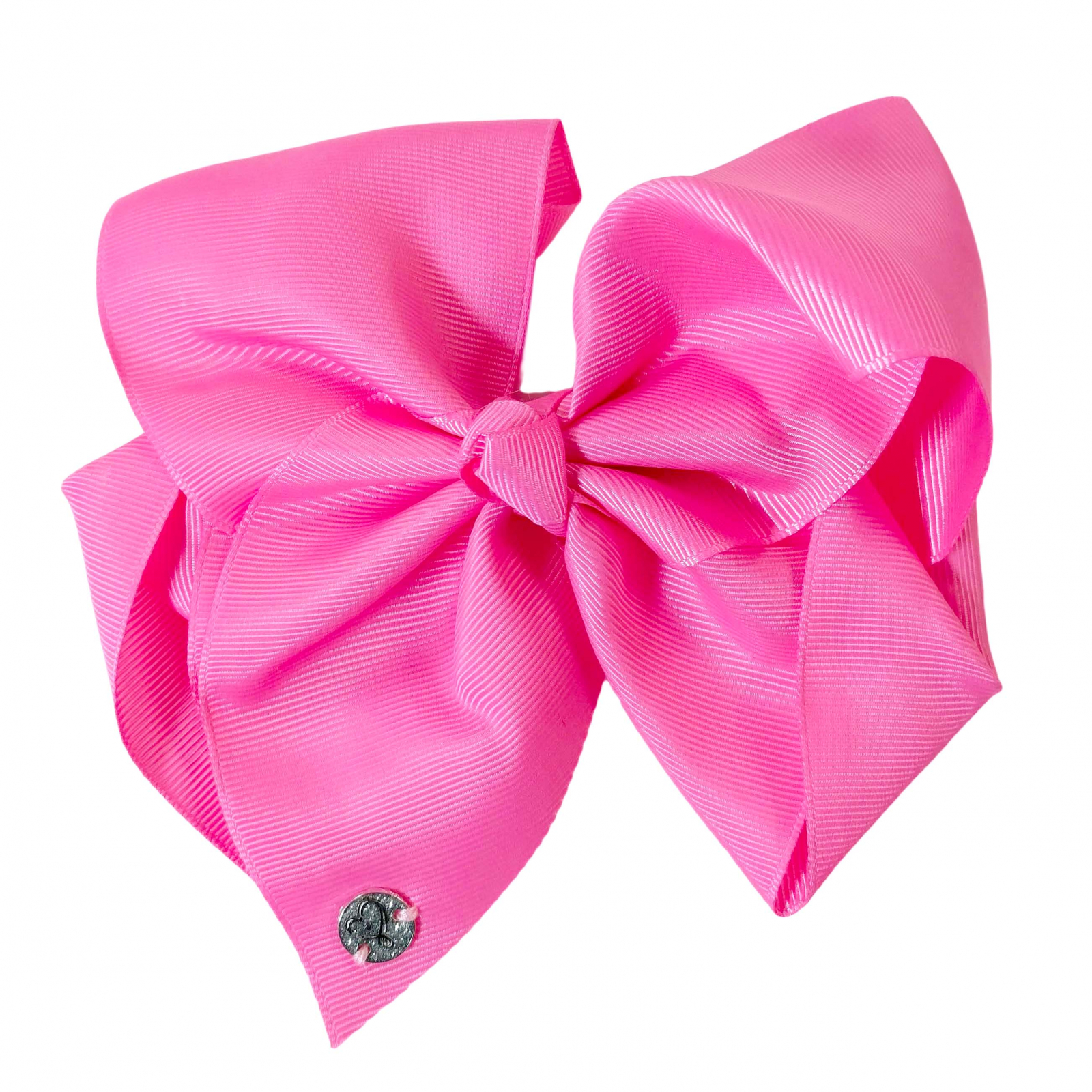 Nickelodeon JoJo Siwa Girls Large Bright Pink Bow Accessory
