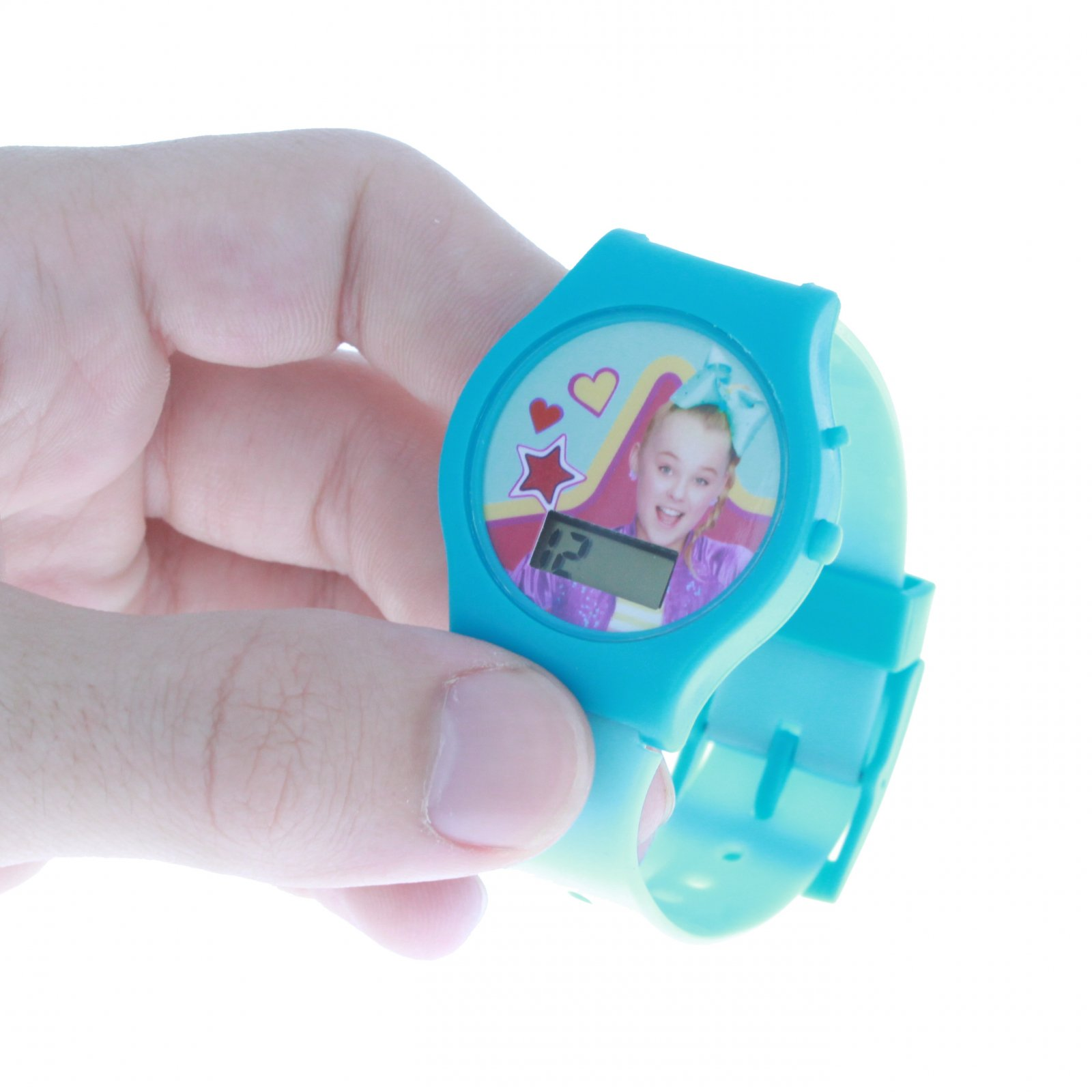 Nickelodeon JoJo Siwa LCD Digital Wrist Watch and Timer Blue