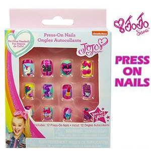 Press On Nails 12 Count Beauty Set