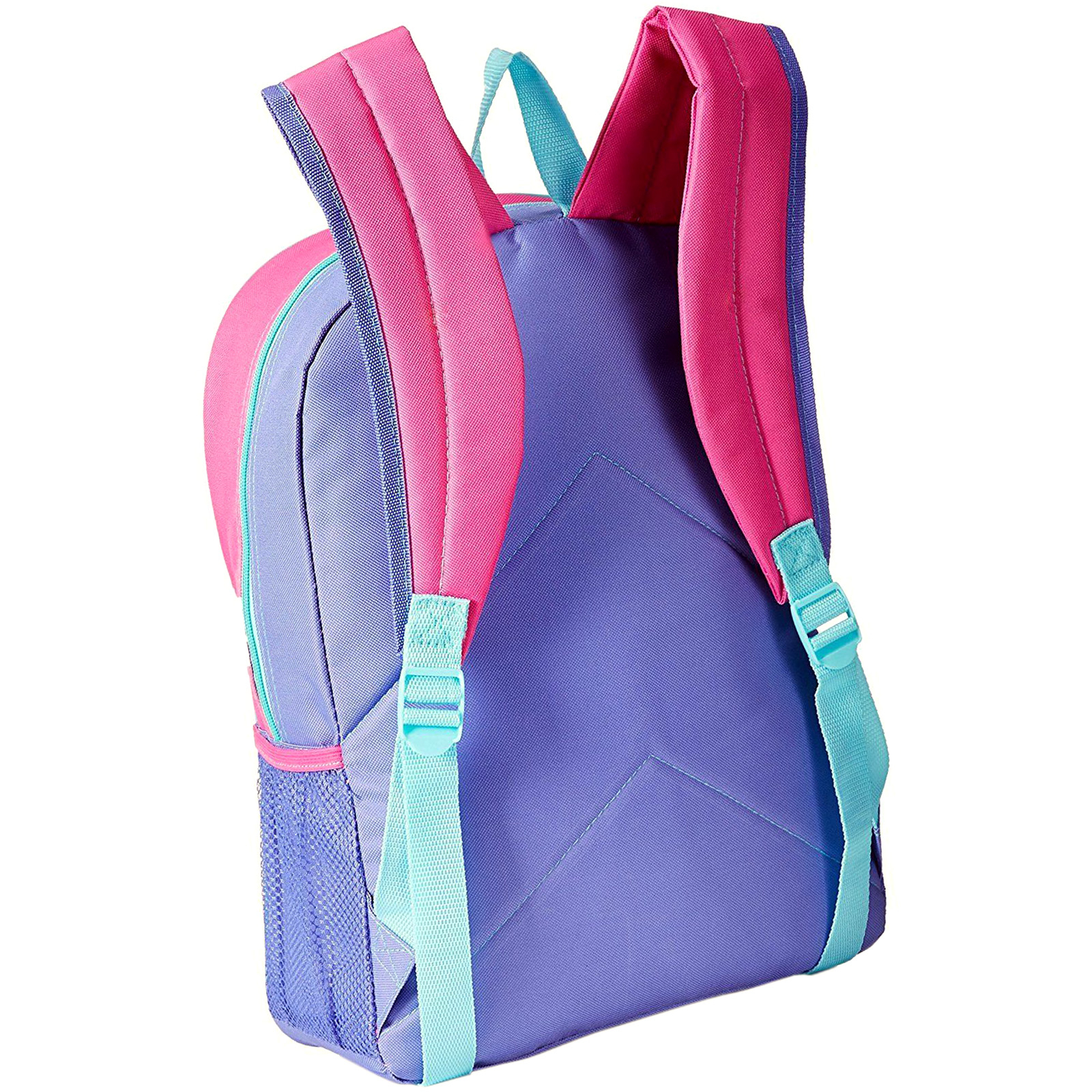 Paw Patrol Girls Backpack Back View