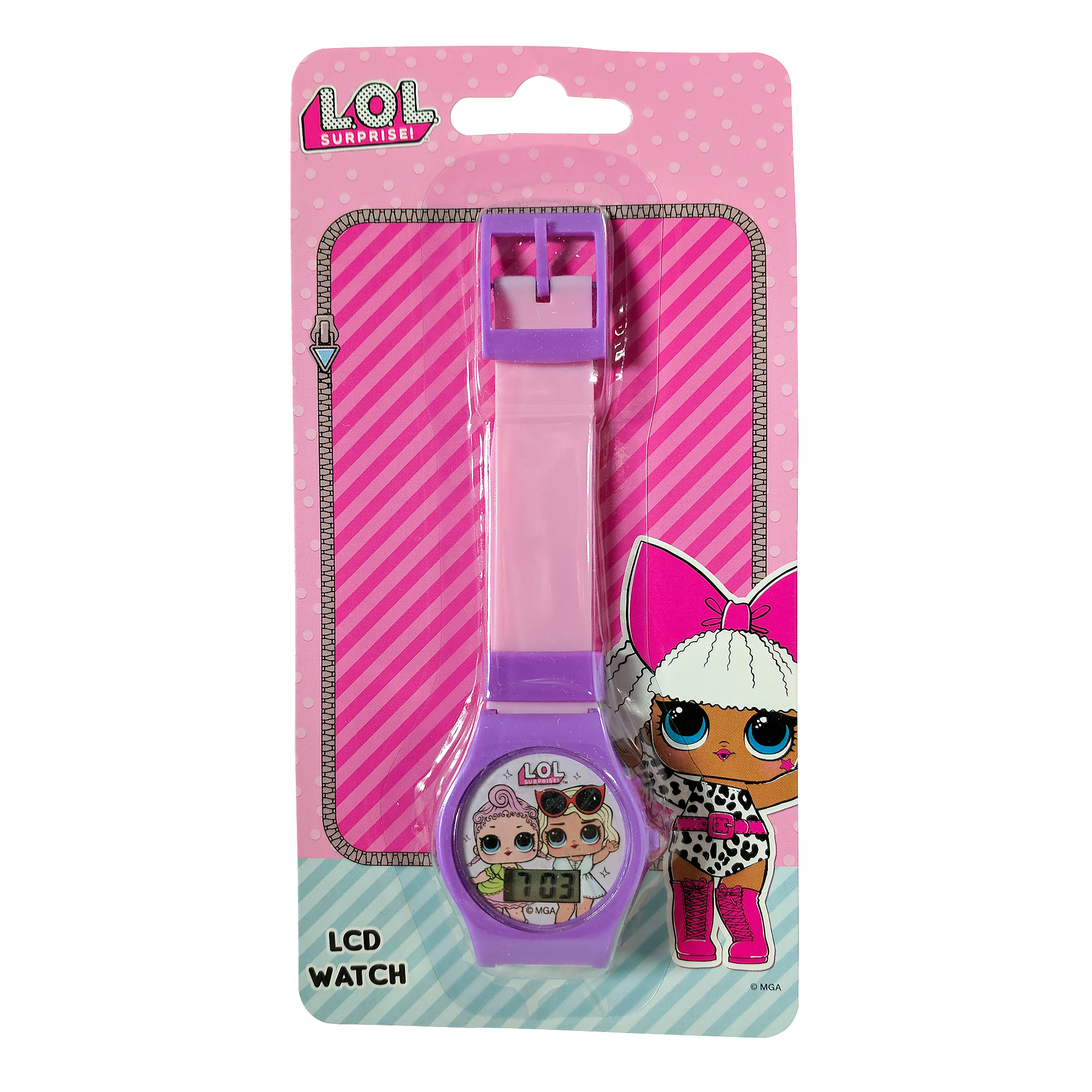 LOL Suprise Digital LCD watch