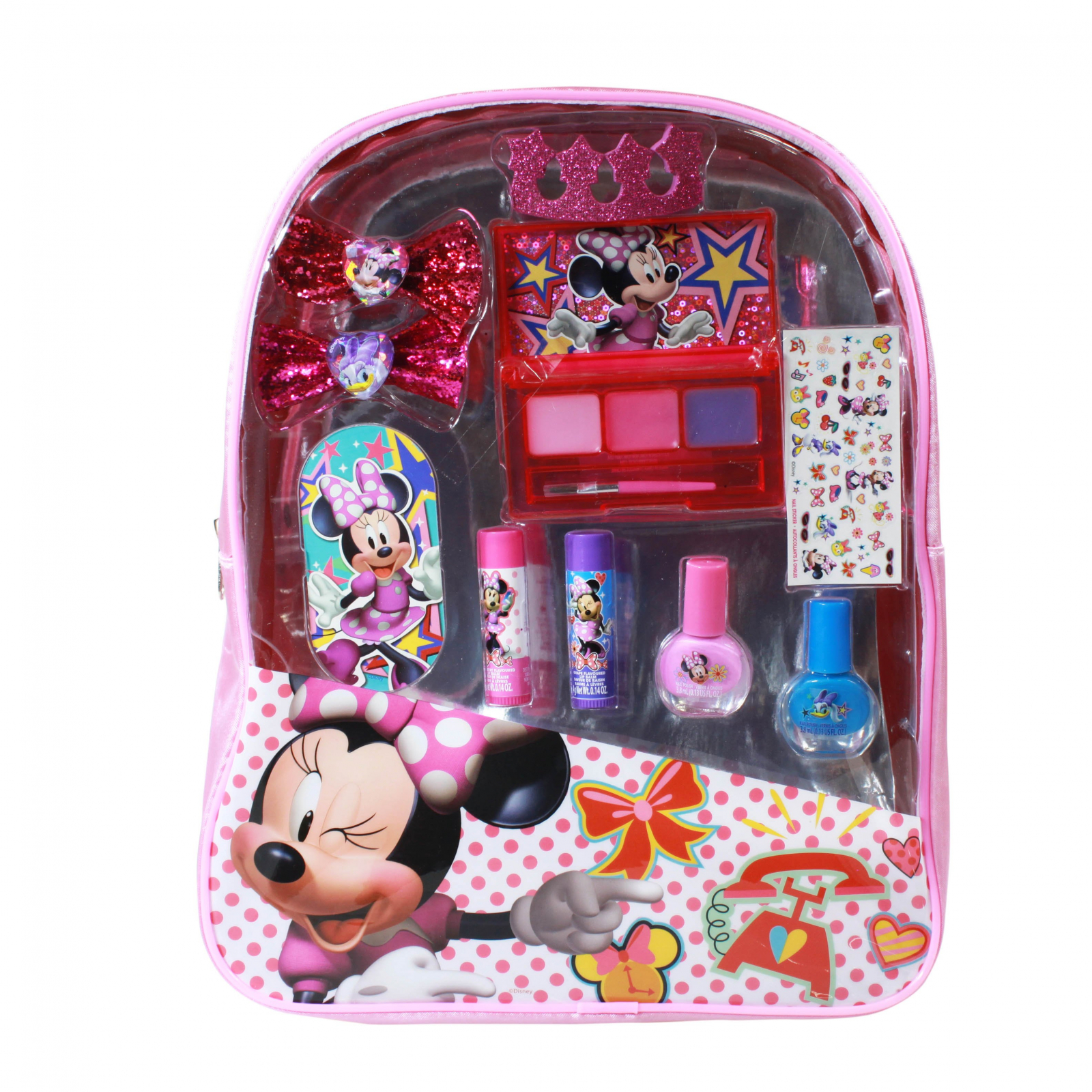 Disney Minnie Mouse Cosmetics Set