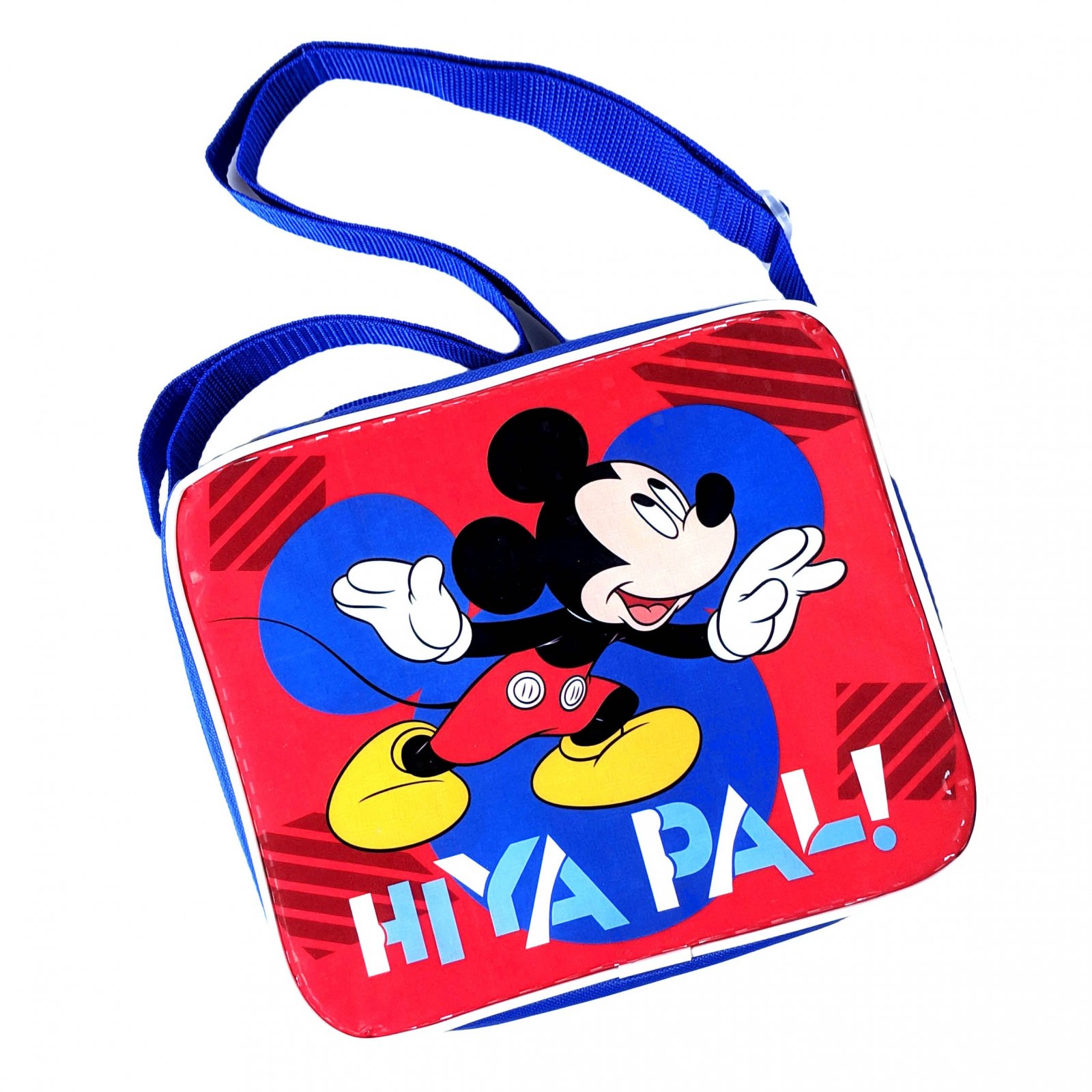 Disney Mickey Mouse Kids Licensed Lunch Bag Tote Box