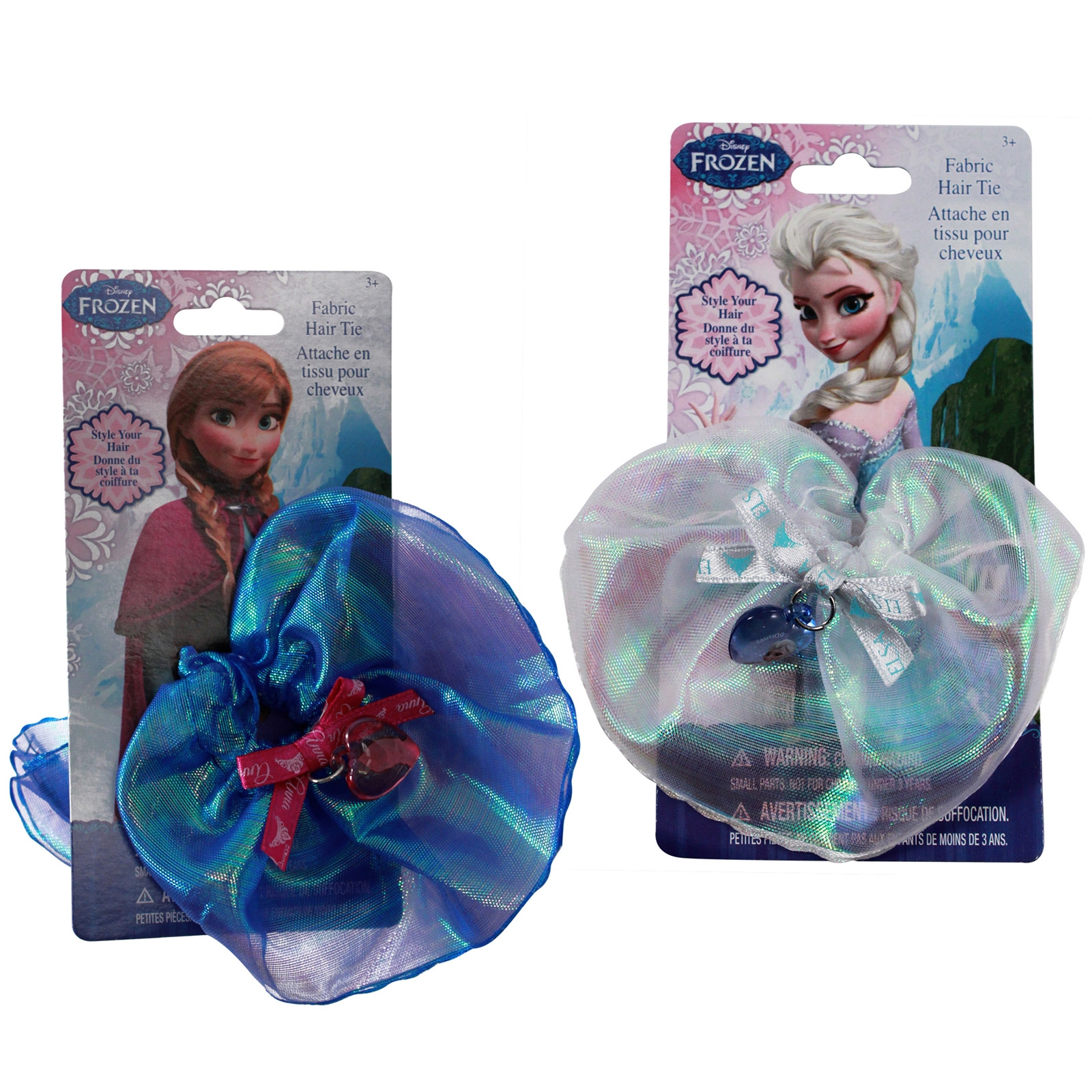 Frozen Tutu Hair Pony Girls Dress Up Accessory - 1pack