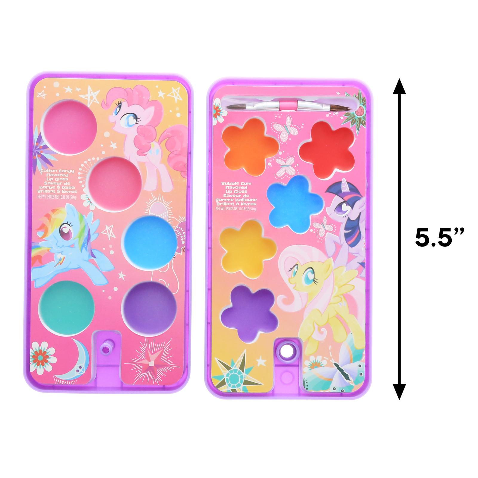 My Little Pony Girls Make Up Cosmetic Set Lip Gloss Smart Phone Style Case