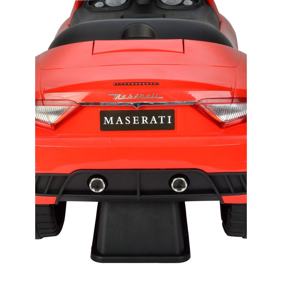 Maserati Ride On Kids Push Sports Sports Car Red