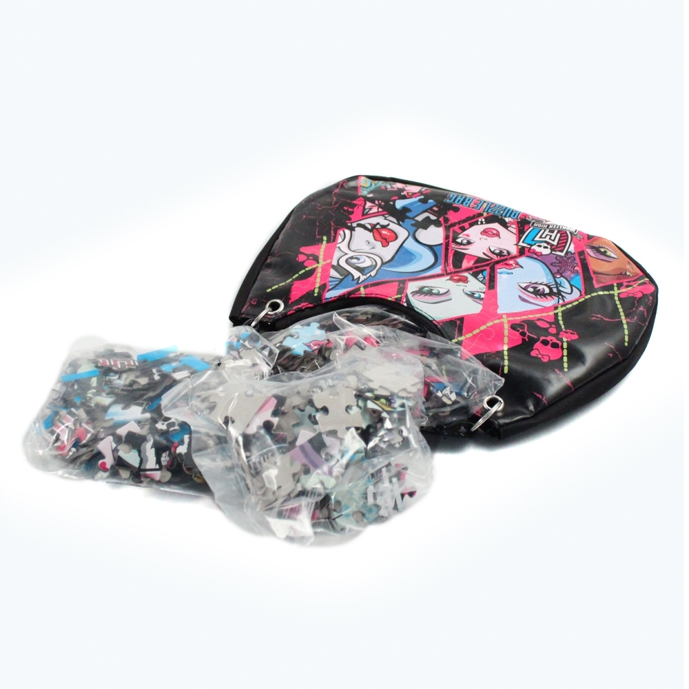 Monster High 3pk of Puzzles