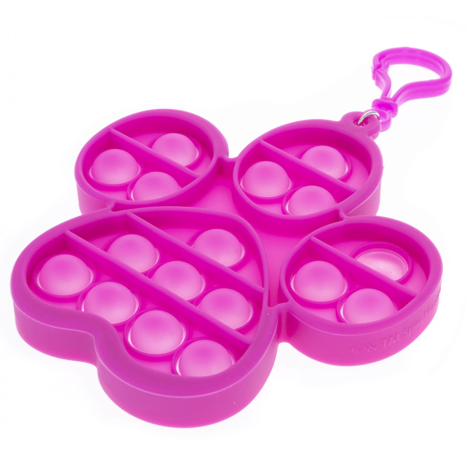Paw Patrol Push Pop It Sensory Fidget Toy Stress Relief Pink