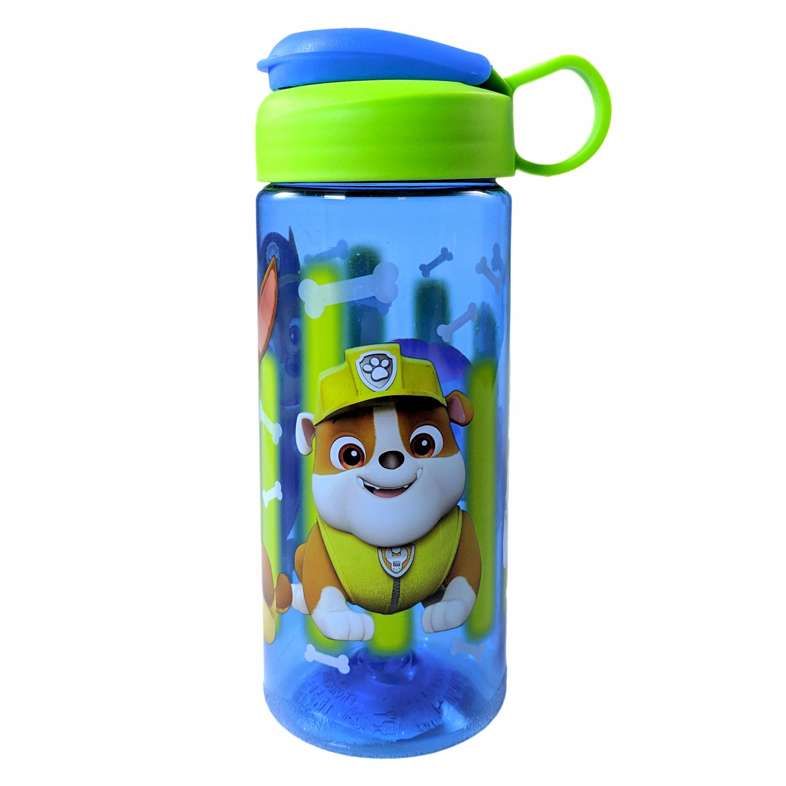 0db8639c61 Paw Patrol from Nickelodeon 16.5oz Water Bottle with Carry Loop and Snap Lid