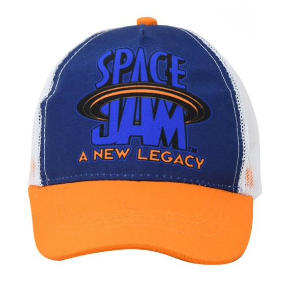 Space Jam 2 A New Legacy Adjustable Baseball Cap for Kids