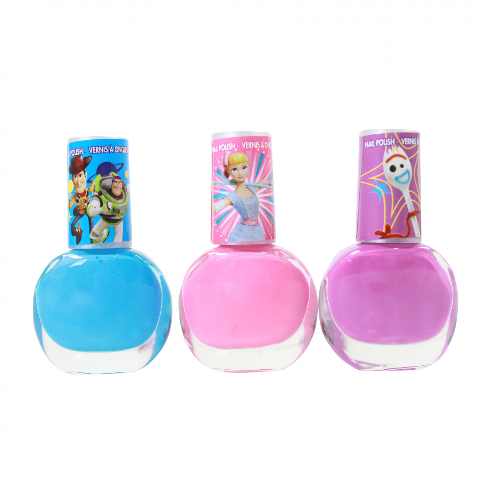 Toy Story 4 Nail Polish and Stickers Set