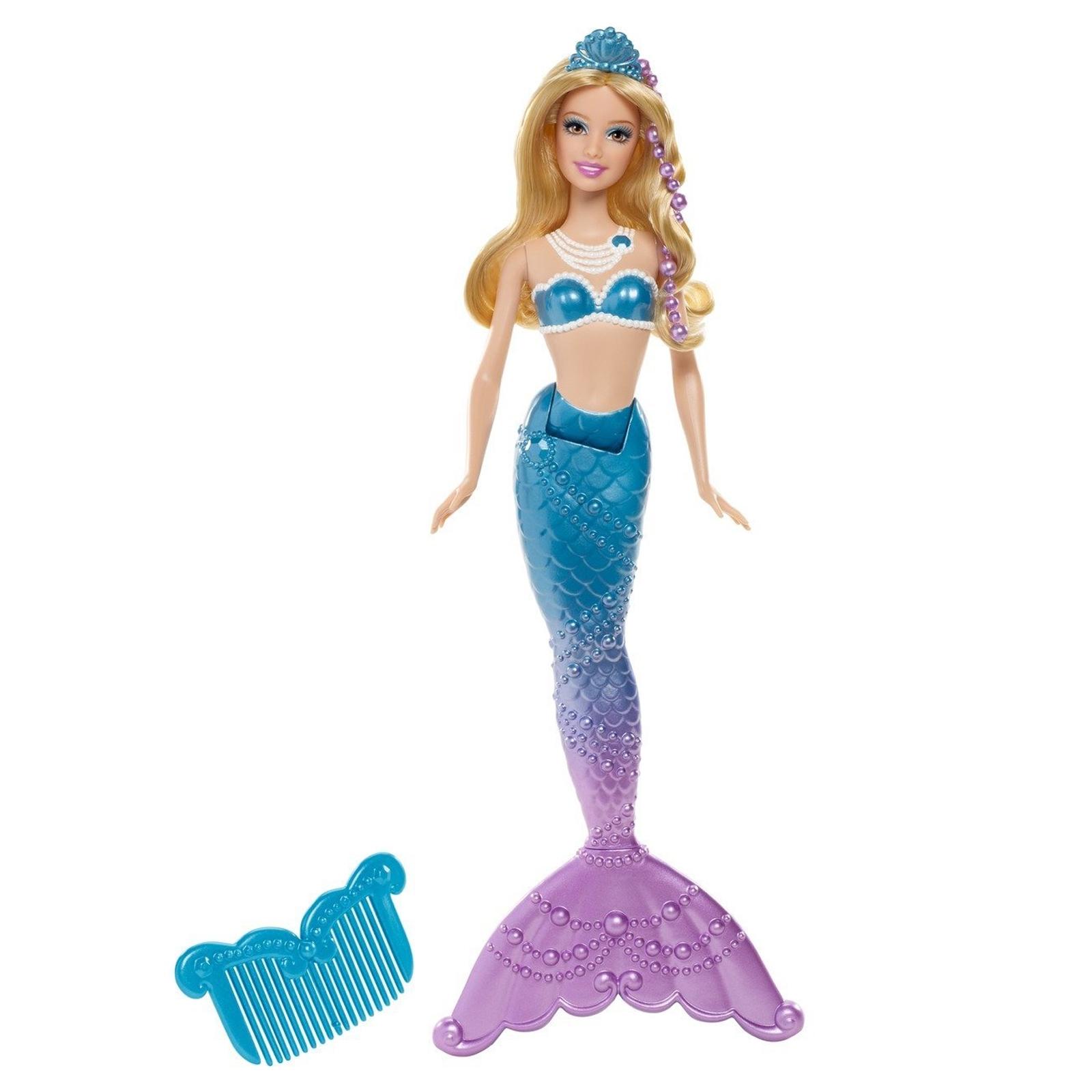 Mattel Barbie Princess Doll -Blue