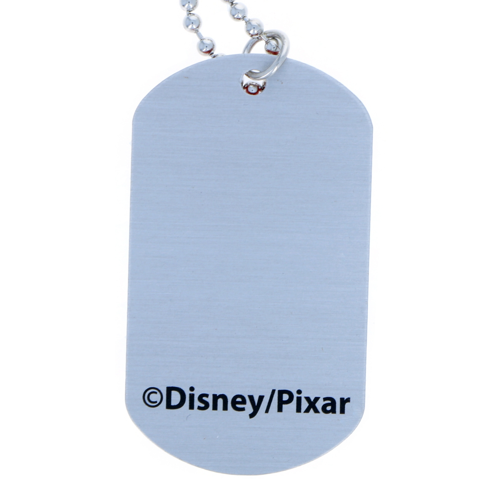 Disney Pixar Cars 3 Boys Metal Dog Tag Necklace Kids Jewelry - Jackson Storm