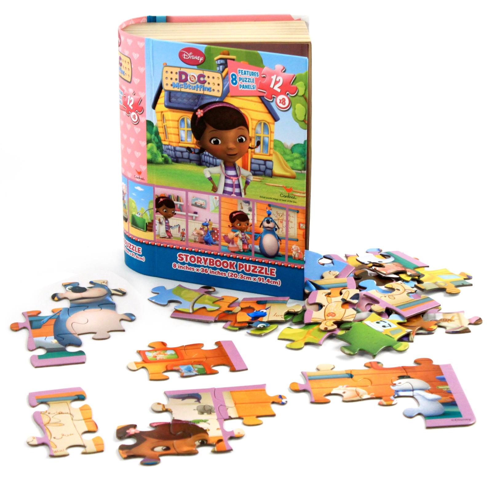 Doc McStuffins Storybook Puzzle Set