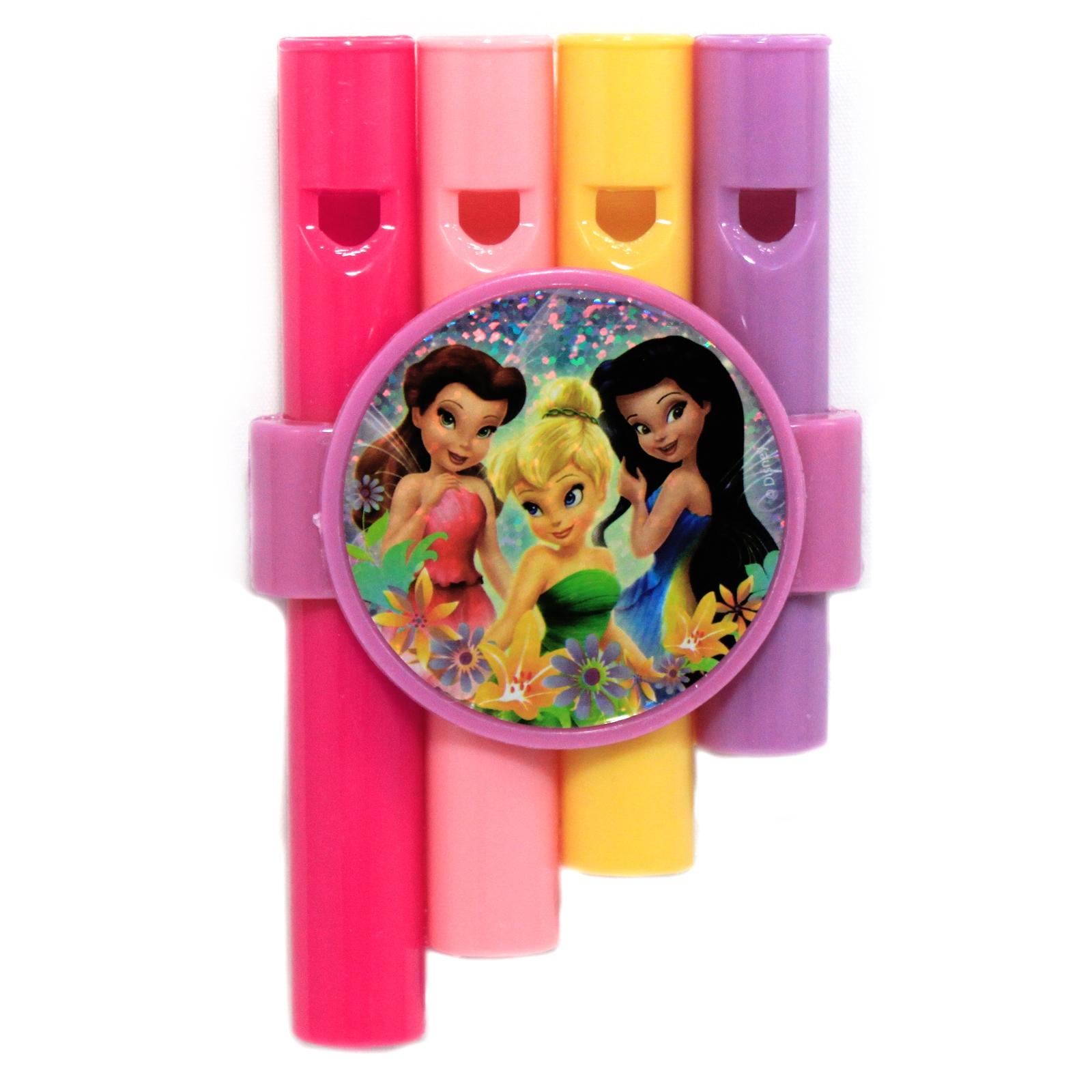 Disney Tinkerbell Fairies 4 Way Flute
