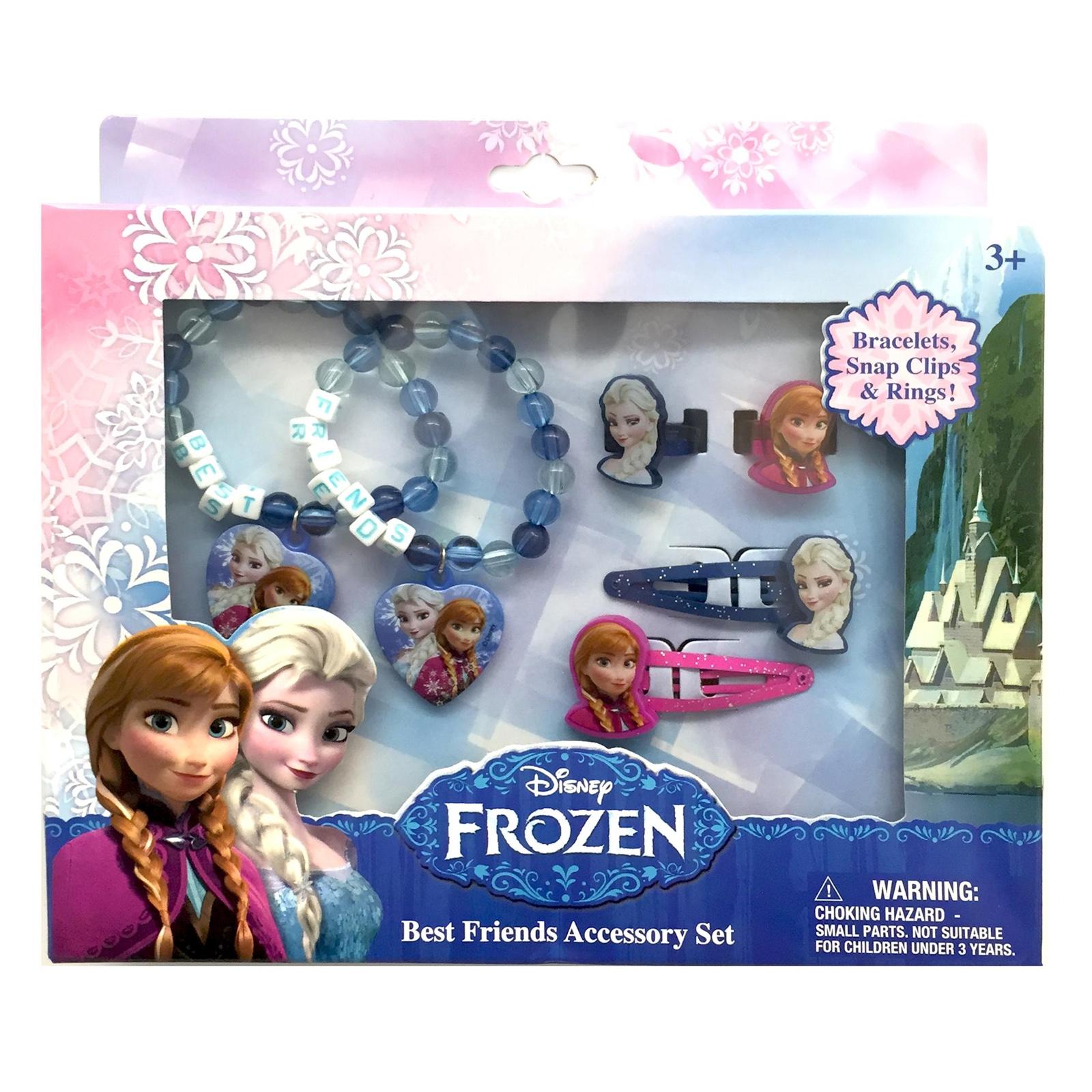 Disney Frozen Anna and Elsa Best Friends Set