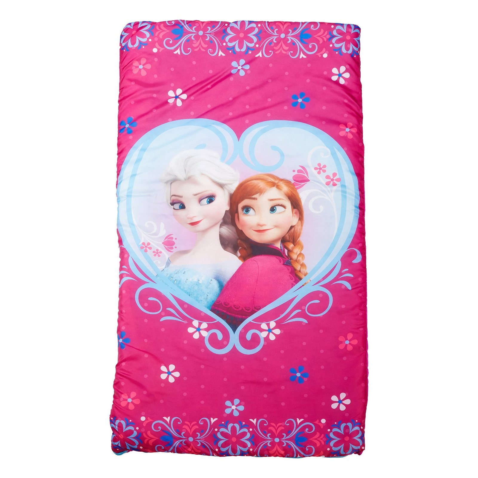 e5c7dbb4145 Disney Frozen Indoor Sleeping Bag and Backpack Set
