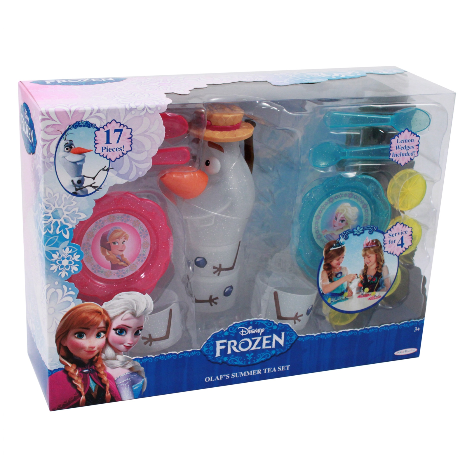 Jakks Frozen Olaf Tea Set