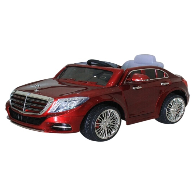 Mercedes S600 12V Licensed Battery Powered Kids Ride On Car
