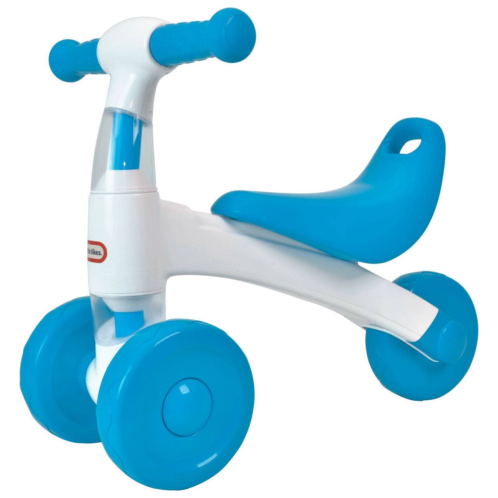 TychoTyke Kids Ride On Little Tikes Toddler Sliding Bike No Pedals Toy - Blue