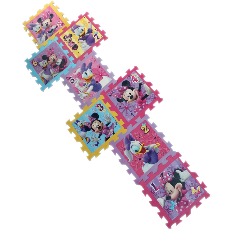 Disney Minnie Mouse Foam Hopscotch Puzzle
