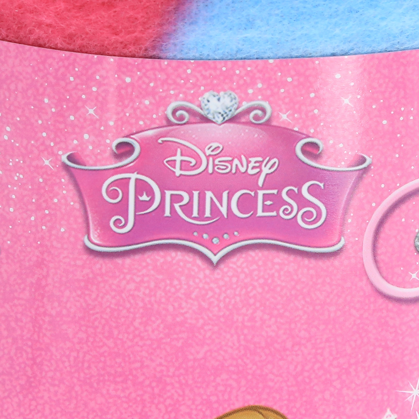 Beauty and the Beast Fleece Throw Blanket 45 x 60 Inch Girls Bedroom Home Decor