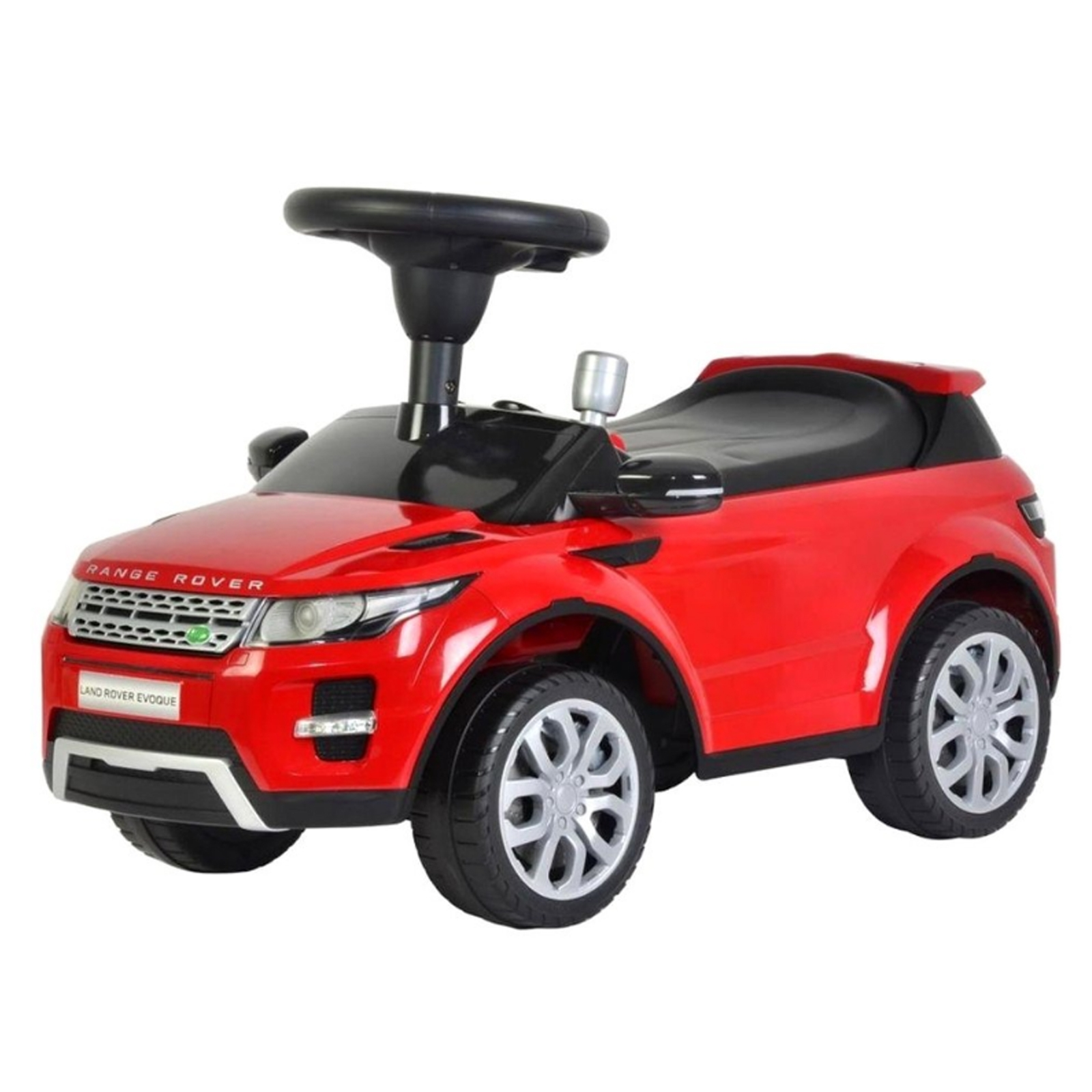 Range Rover Licensed Kids Ride On Push Car - Red