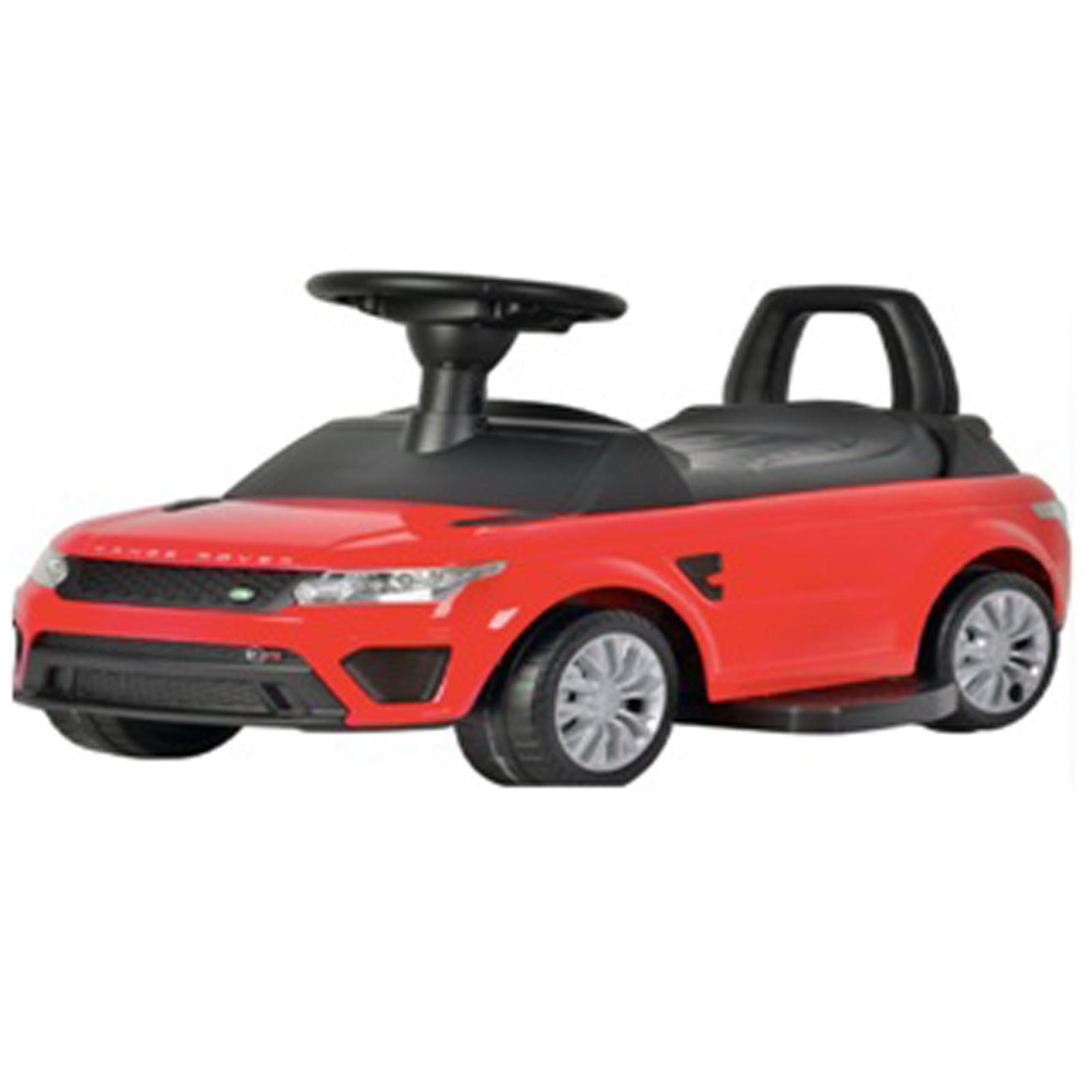 Licensed Range Rover Sport SVR Kids Ride On Car Battery Powered 6V - Red