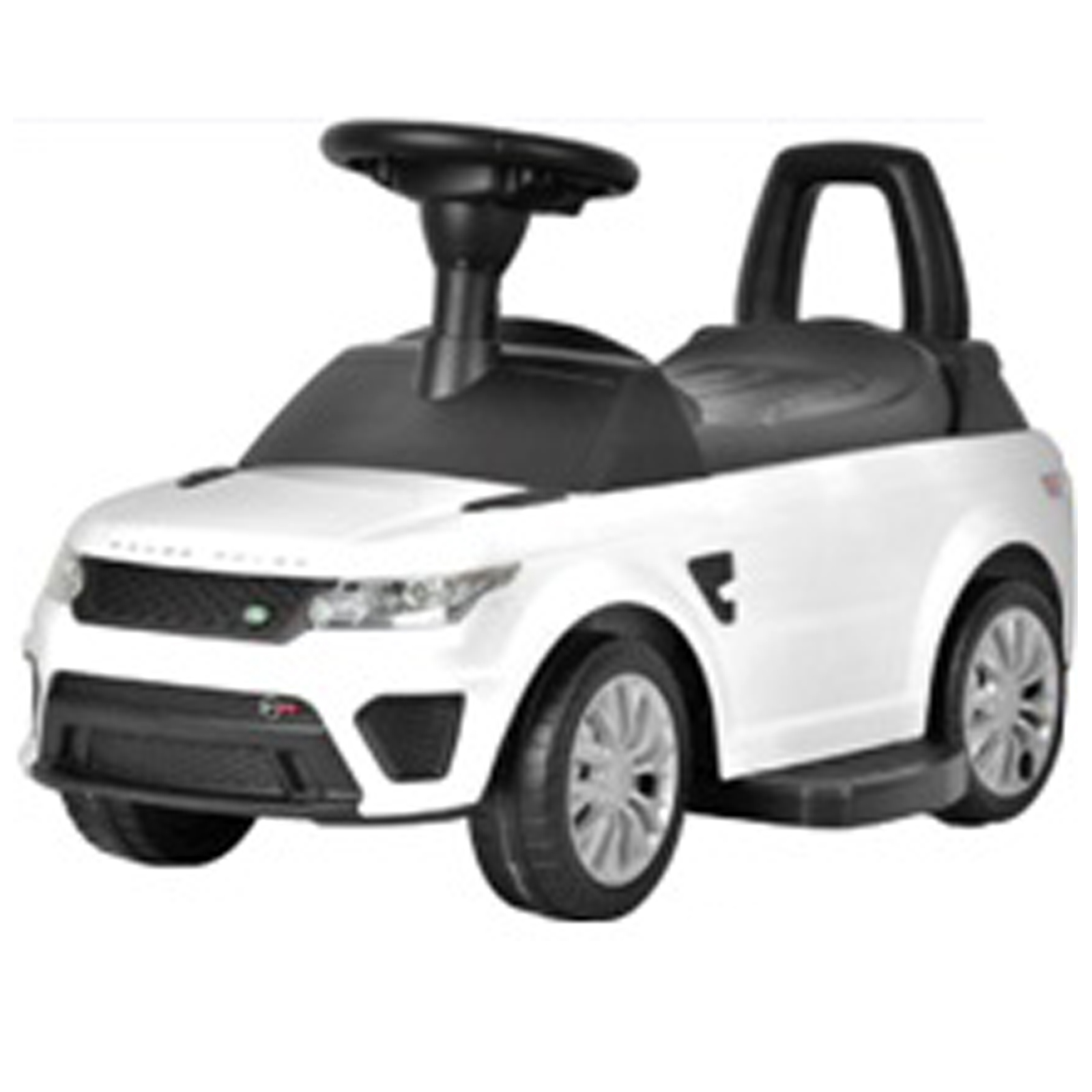 Licensed Range Rover Sport SVR Kids Ride On Car Battery Powered 6V - White