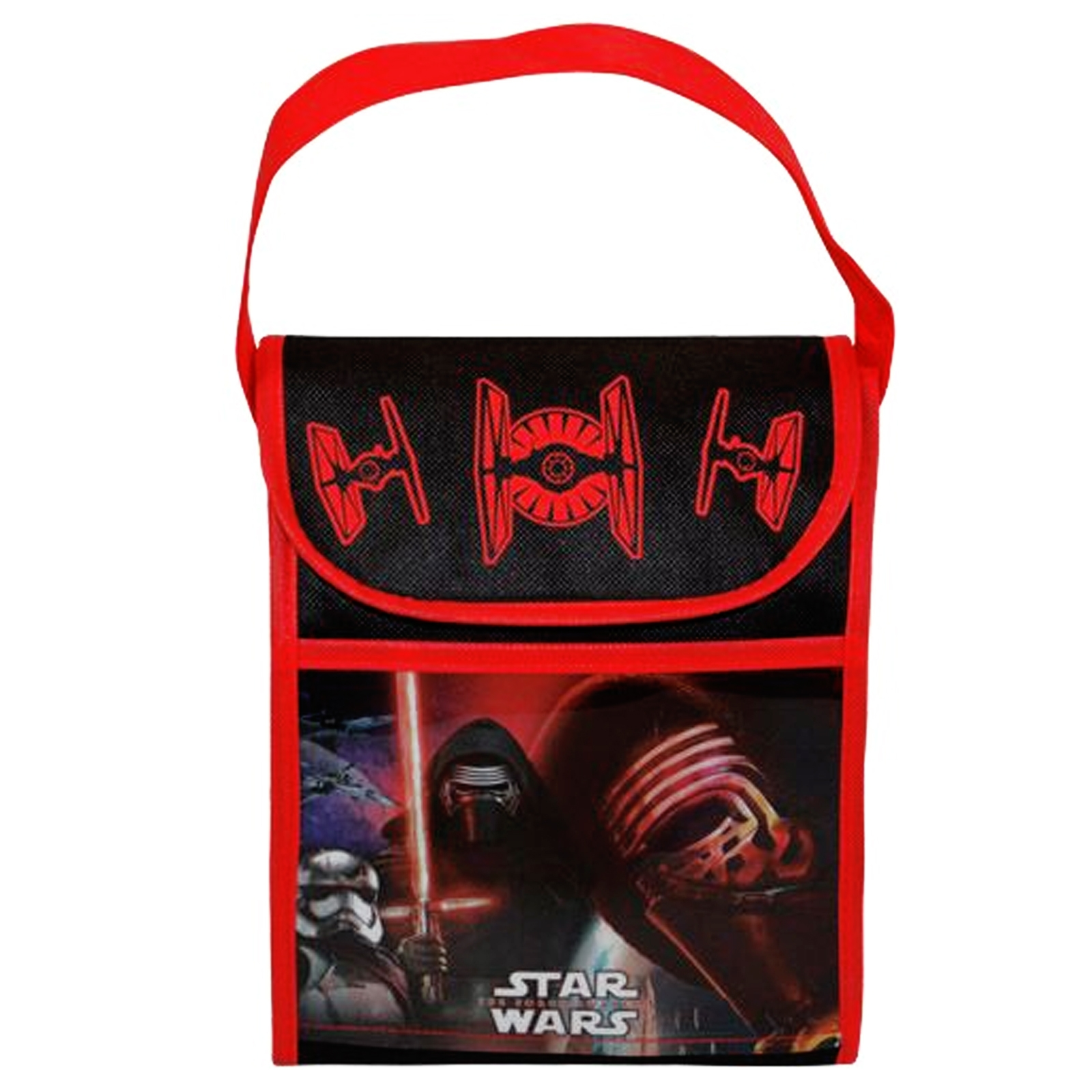 Disney Star Wars Episode VII Reusable Tote Lunch Bag