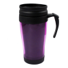 Universal Take Anywhere Tru Forge Travel Mug 16oz Purple