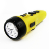 4 in 1 Dynamo Emergency AM FM Radio LED Flashlight Cell Phone Charger Port