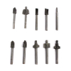 Precision Hobby Rotary Router Bits for Dremel