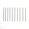 High Speed Steel Drill Bits 1/16 Inch Shank 10pc 57