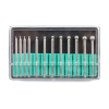 12pc Diamond Burr Set Rotary Tools